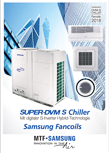 Chiller Fancoils Prospekt 2018